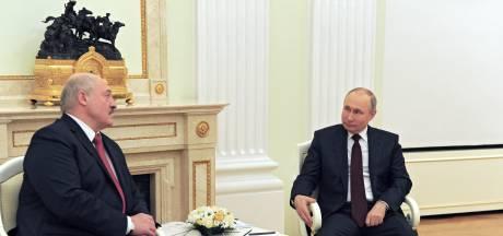 Top van Rusland en Belarus omgeven door speculaties over fusie van beide landen