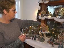 Wilma woont in kersthuis: 'Iedereen weet hoe gek ik ben'