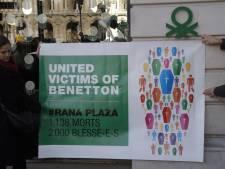 'Modemerk Benetton weigert vergoeding ramp Bangladesh'