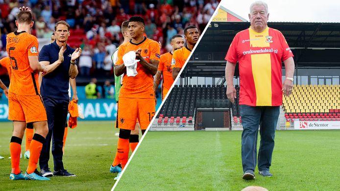 Oud-international Wietse Veenstra was niet onder de indruk van Oranje dit EK.