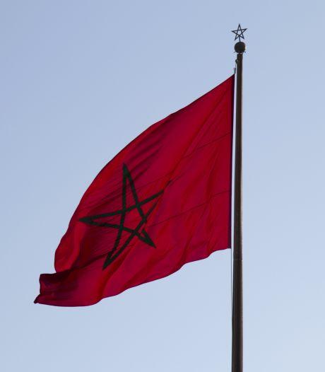 Marokkaanse vlag bij consulaat gebruikt als deurmat: 'Wij zijn geen criminelen'