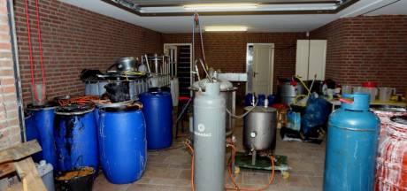 Loods drugslab in Reek gaat jaar op slot