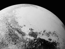 Des images exceptionnelles de Pluton