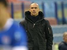 Thomas Letsch tempert 'Europese' euforie bij Vitesse: Sparta is een heel zware klus