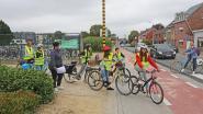 Verkeersdag voor leerlingen van VKO Middenschool