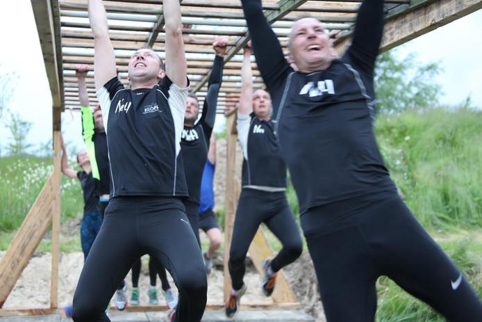 Netl de Wildste Tuin houdt nog twee keer een obstaclerun na het succes van de eerste hindernisloop op het park.
