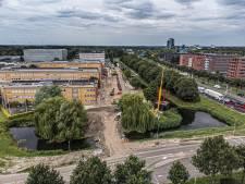 Nieuwe entree hogeschool Windesheim in Zwolle moet verkeer ontlasten