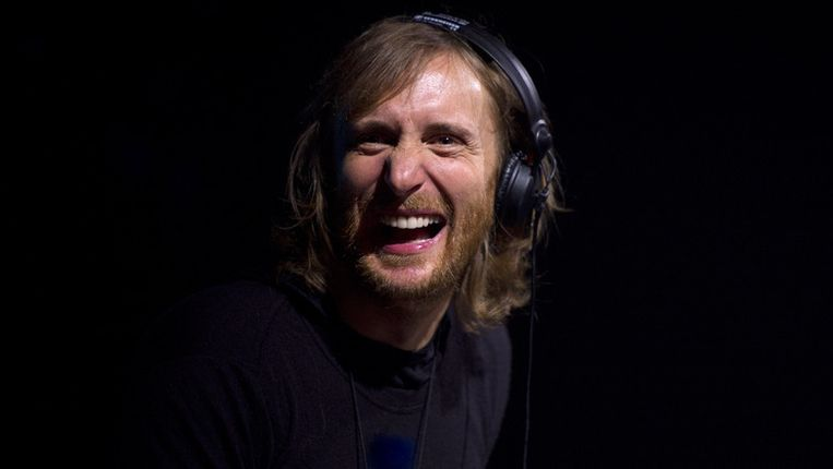 David Guetta. © ANP Beeld