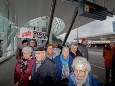 Dit is waarom bewoners van de Wielewaal massaal naar Den Haag gingen