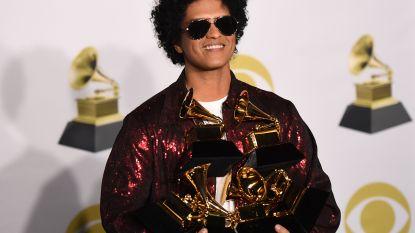Hiphop en witte rozen domineren 60ste Grammy Awards in New York