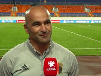 """Martínez na pittige reis naar Kazan: """"De spelers die morgen in actie komen, zullen fris zijn"""""""