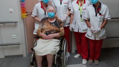 Christiana (89) overwon coronavirus, haar man Gerard (88) haalde het helaas niet