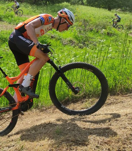 Wereldbekerwinst voor Leuthse mountainbiker Jeroen van Eck