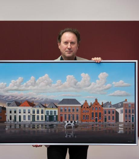 Jongerenwerkplaats uit Zutphen naarstig op zoek naar schildersezels
