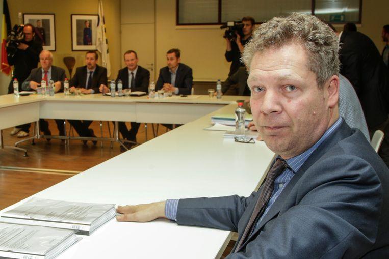 Ex-advocaat Laurent Denis.
