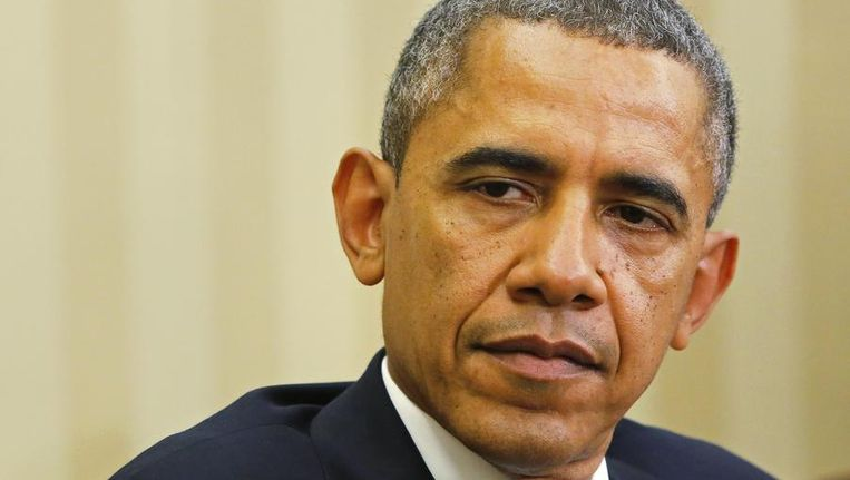 President Barack Obama Beeld reuters
