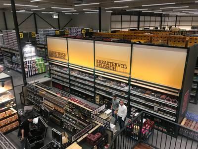 Sligro Breda heropent na verbouwing: 'Het is hier net Zuid-Frankrijk'