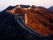 La Grande Muraille de Chine désertée par les touristes