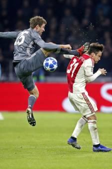 Ajax bezorgt 'Kung Fu-Bayern' hartritmestoornissen