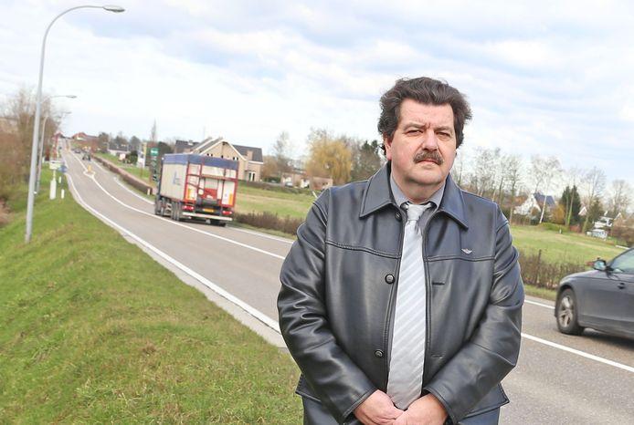 Gemeenteraadslid Erik Beunckens stelt zich kandidaat voor burgerproject Pro.