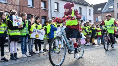 De Schakel zet haar fietsertjes in de kijker op Dorpsplein