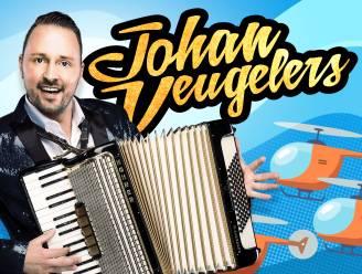 Duitse platendeal en TikTok-succes voor accordeonist Johan Veugelers