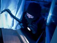 Verdachten rijden in op agent na woninginbraak in Koudekerk