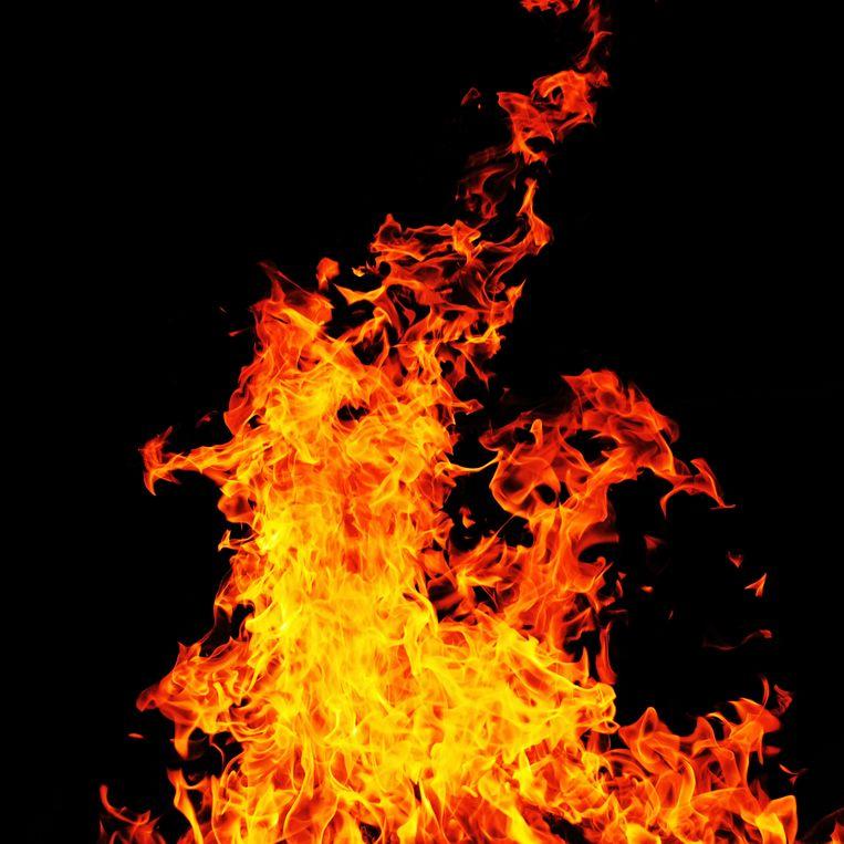 Illustratiebeeld vuur
