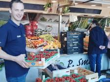 Versmarkt in centrum Heesch: stamppotten, pizza's, paella, lasagne en wraps