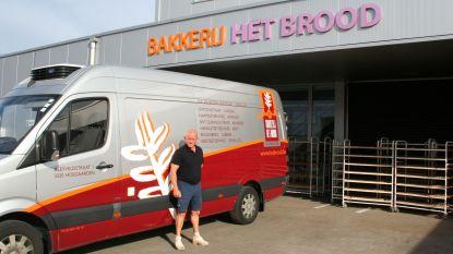 """Bakkerij """"Het Brood"""" levert tijdelijk aan UZ- Gasthuisberg na sluiting ziekenhuisbakkerij omwille van 2 muizen"""