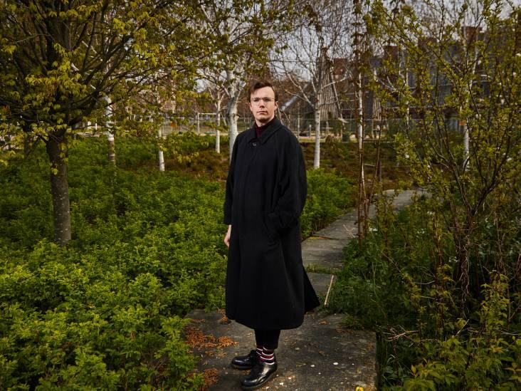 Muzikant Sjoerd van Kampen: 'Een dag in de muziekstudio geeft me zelfvertrouwen'