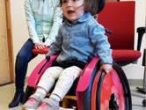 Wennen aan een rolstoel