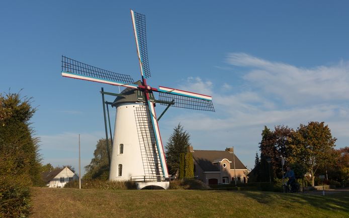 De Geldropse molen 't Nupke krijgt een zeer noodzakelijke opknapbeurt