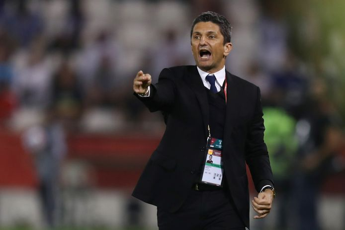 Razvan Lucescu, coach van Al Hilal.