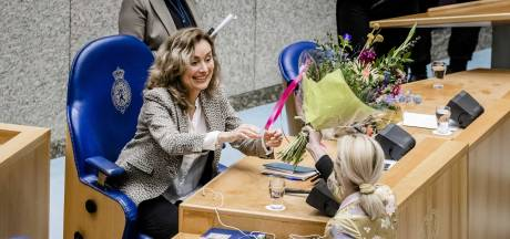 Nieuwe Kamervoorzitter Vera Bergkamp 'ziet zowel de beveiliger als de minister-president en behandelt hen gelijk'