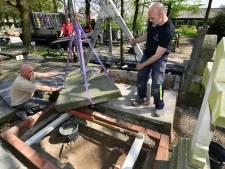 Steenhouwers geven historische graven IJsselstein een nieuw leven