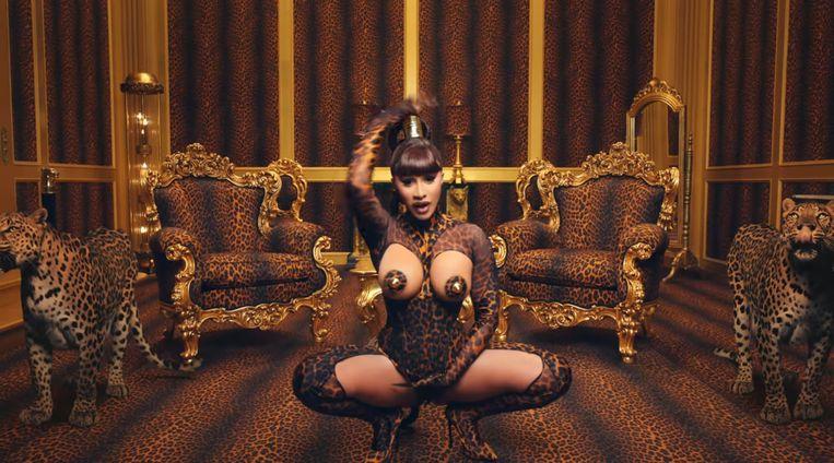 Megan Thee Stallion Beeld Atlantic Records / BACKGRID