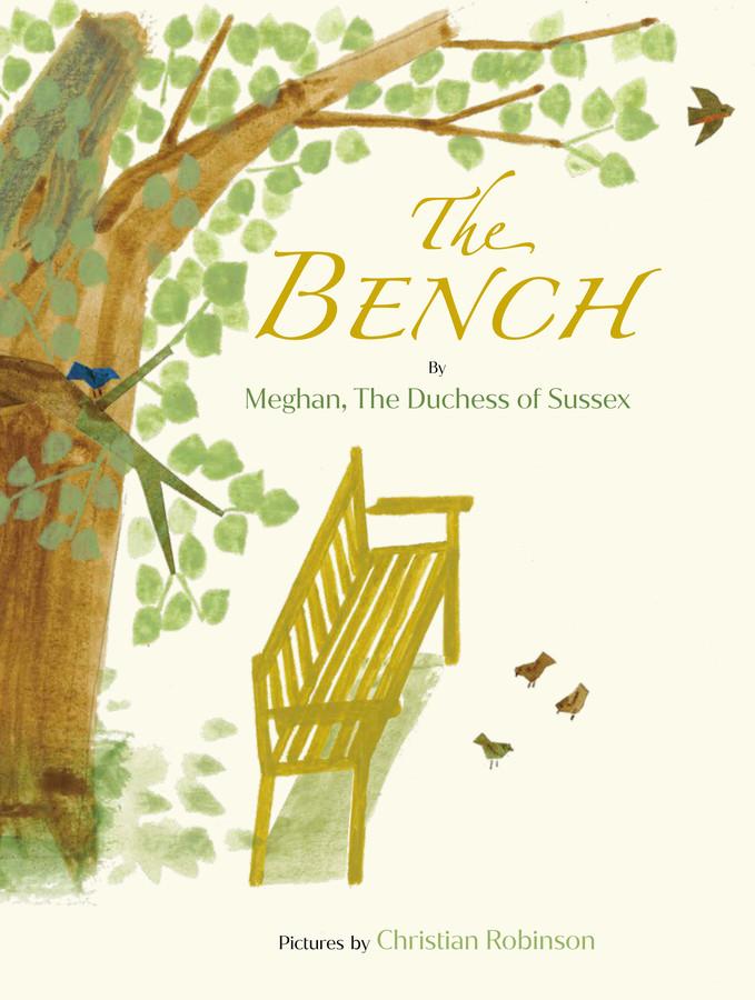 De cover van het boek van Meghan Markle.