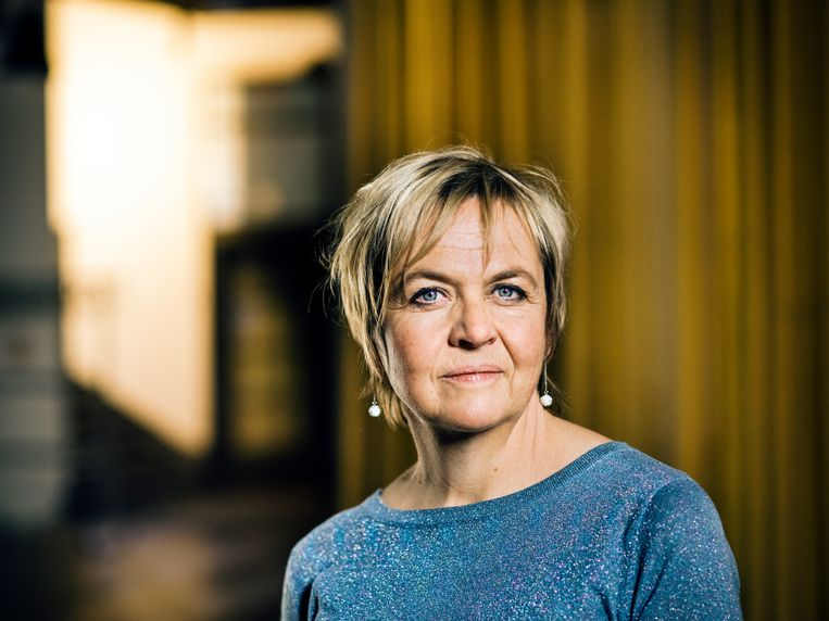 Annemie Struyf Beeld Humo