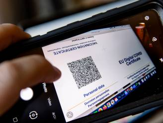 Covid Safe Ticket treedt ten laatste op 15 oktober in voege in Brussels Gewest