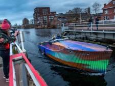 Vijf uur varen: Love Boat dobbert weer in de Piushaven