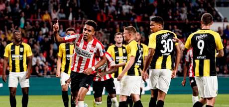 Ontketende Malen schminkt Vitesse af in topper tegen PSV