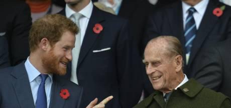 'Prins Harry teruggekeerd in Verenigd Koninkrijk'