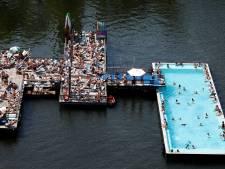 D66 Utrecht: Geen hekken bij Muntsluis maar juist een drijvend zwembad in het Merwedekanaal