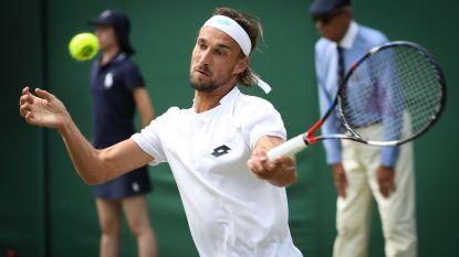 Drie Belgen in actie in kwalificaties US Open - Winnares Cincinnati meldt zich ziek af voor New Haven