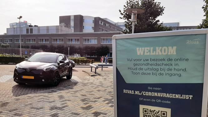 Anderhalve meter afstand blijft voorlopig de norm in het Beatrixziekenhuis