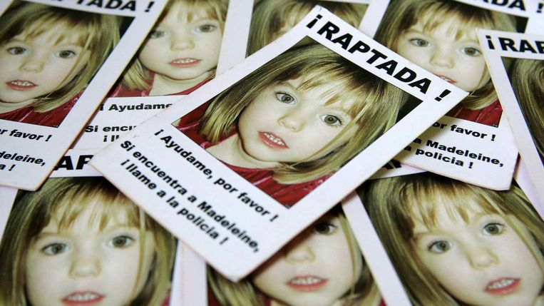 'The Disappearance of Madeline McCann Beeld Netflix