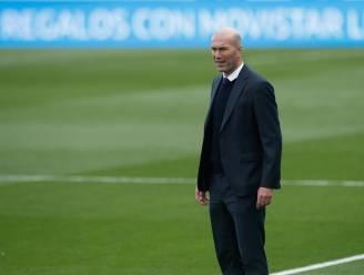 Nu ook officieel: Zinedine Zidane stapt per direct op als coach van Real Madrid