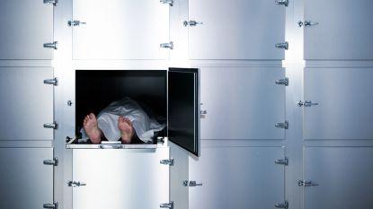 'Dode' vrouw levend in koeling mortuarium gevonden