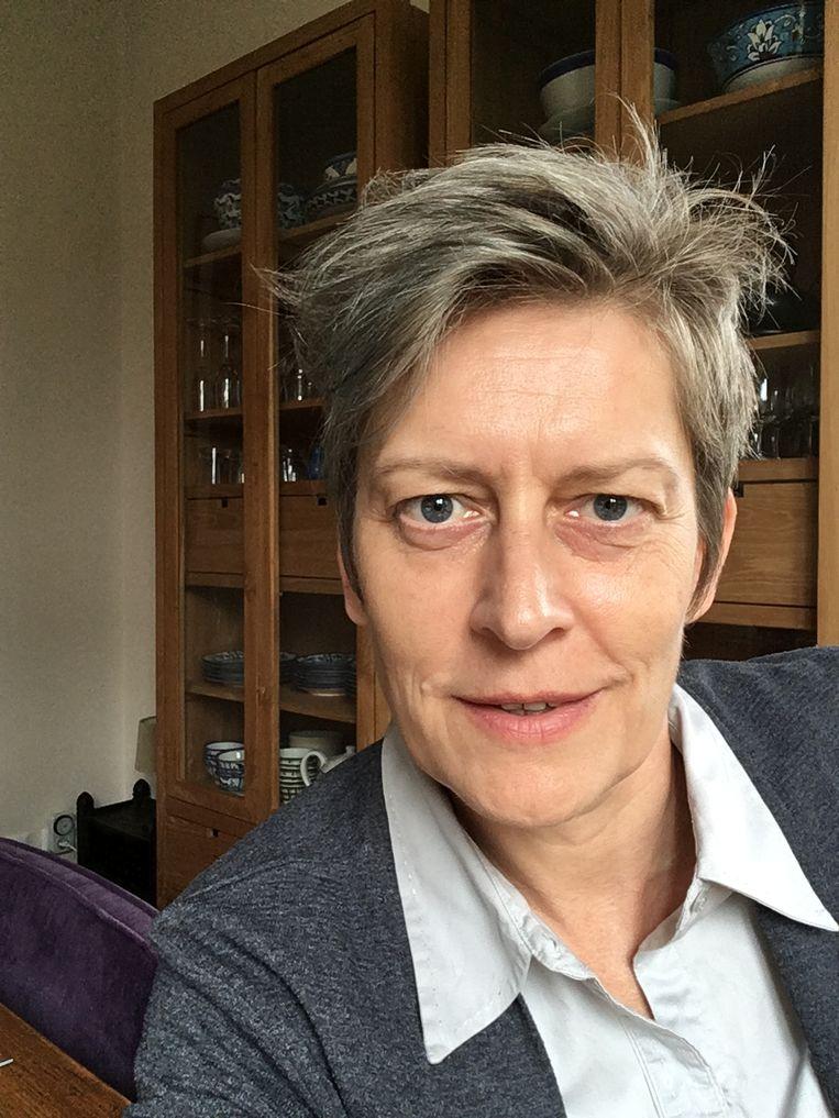 Politiek analist Martine van Bijlert. Beeld